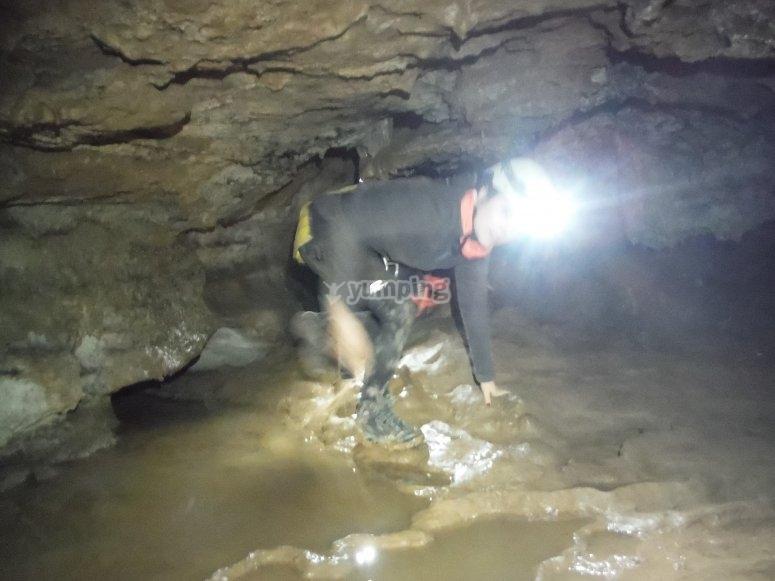 Underground waters