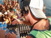 dj玩混音器