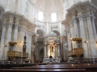 Interior Catedral de Cadiz