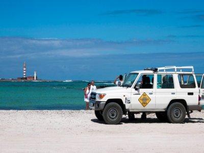 Tour 4x4 delle spiagge segrete di Fuerteventura