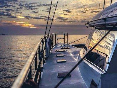 Alquiler de charter por días en Ibiza