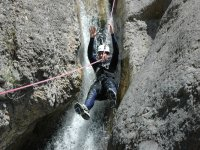 Canyoning and Rafting in Lleida for two days