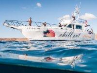我们的休闲帆船