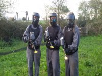 Paintball with 200 balls in Loredo