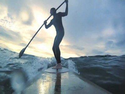 Bautismo de Paddle Surf en Canet d'en Berenguer