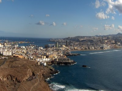 Excursión en velero en Canarias por 4 horas