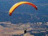 Paragliding at Los Tornos
