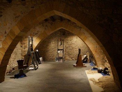 Visita al castillo de Os de Balaguer y cercanías