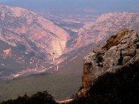 Canelles' dam