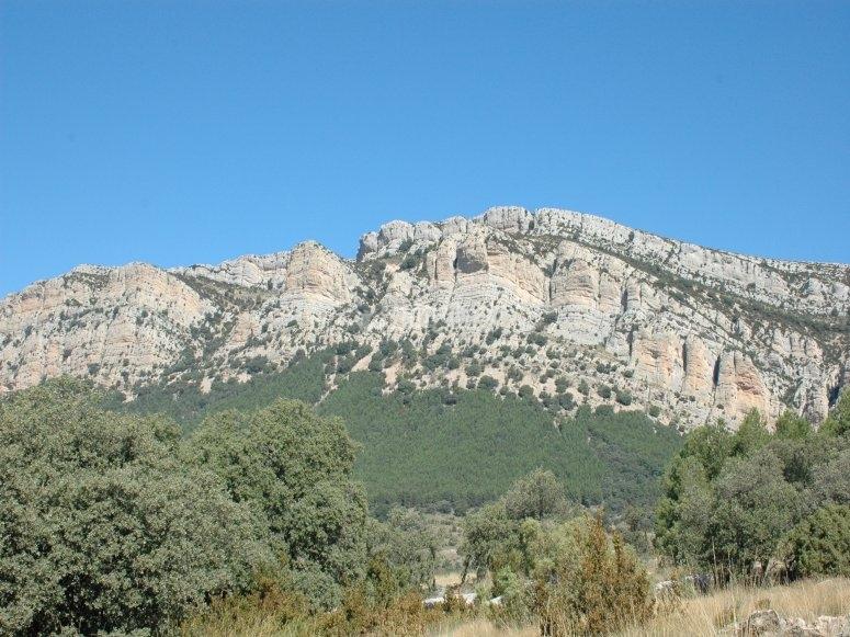 Vista sierra montsec