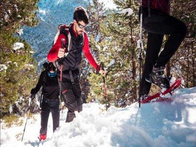 Cuerda Viva Aventura Raquetas de Nieve