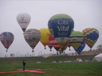 Festival de vuelo en globo