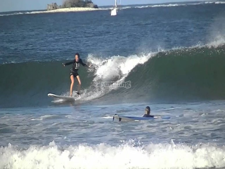 Surfing as a lifestyle