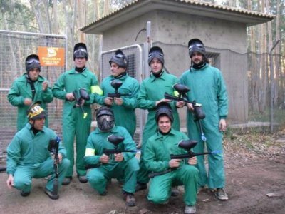 Horizon Naturaleza y Aventura Paintball