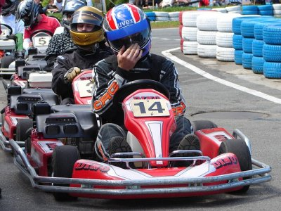 Karting in Villagonzalo, 2 laps of 16 minutes