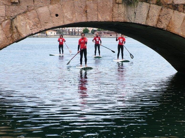 paddle Cantabria