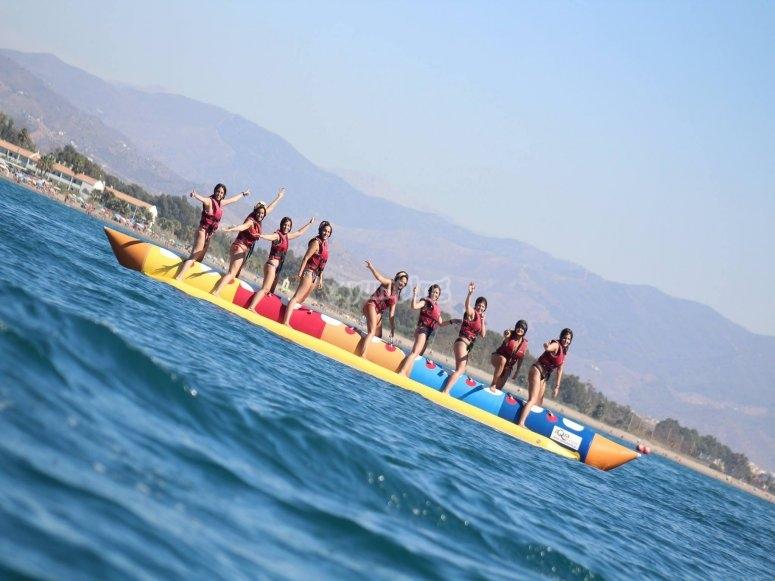 托雷莫里诺斯香蕉船课程