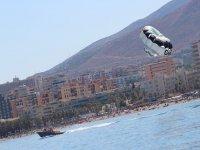 Jet Ski + Parascending in Torremolinos