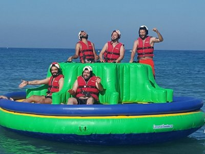 Pack: Dragging 4 Extreme Inflatables, Torremolinos