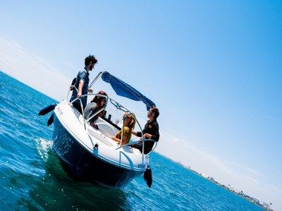 Noleggio barche Quicksilver, Pobla de farnals