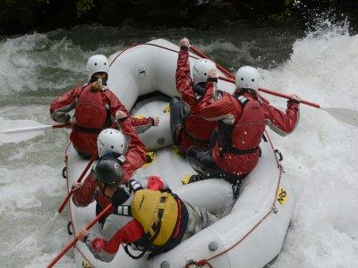 Kayak y Rafting por los ríos Noguera y Pallaresa