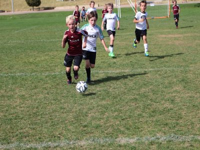 Sant CugatdelVallés的足球校园3周