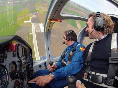 Aerohispalis Vuelo en Avioneta