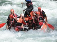 Descenso de Rafting en Sort