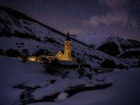 Neve sotto le stelle