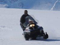 A toda velocidad en la nieve