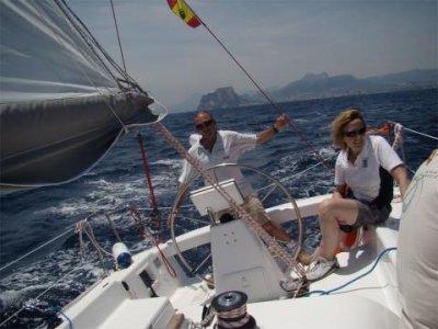 船出租在Costablanca  -  Tucana 28