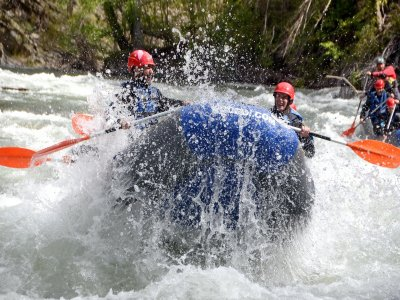 Rafting di 5 km a Llavorsí