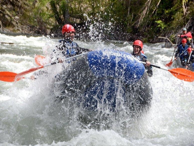 克服La Lavadora的勇敢水
