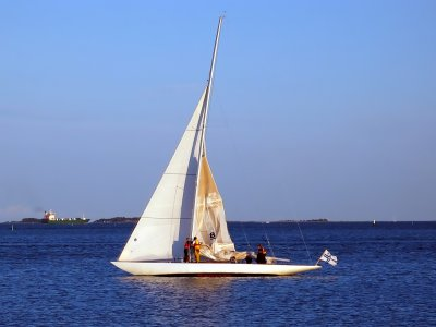 Excursión en velero en Vilanova i la Giltrú, 2h