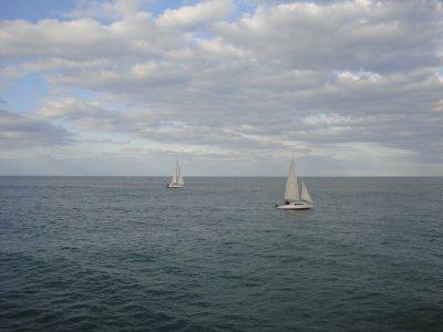 在巴塞罗那租用帆船巴伐利亚45