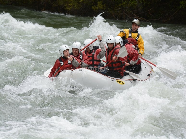 rafting extremo