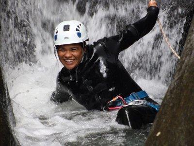 Erta的中层峡谷漂流