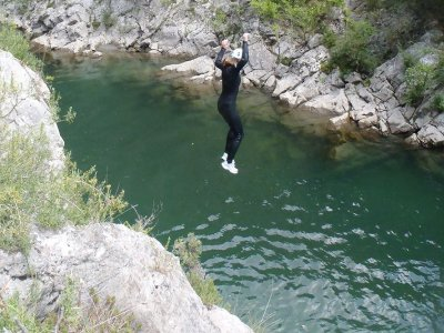Infierno Canyoning High Level
