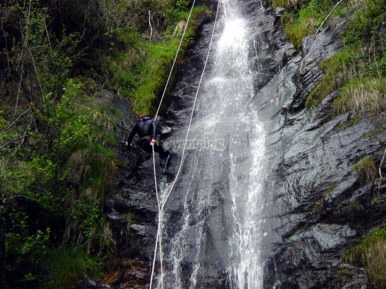 溪降降落伞