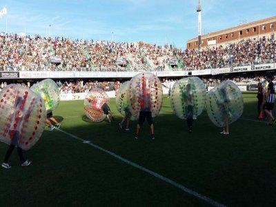 Bubble Soccer Fútbol Burbuja Castellón
