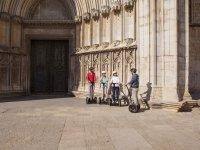 A las puertas de la catedral