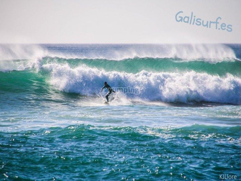 increibles olas