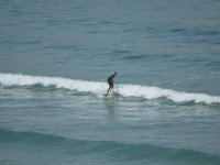 10 surfing lessons pass in A Coruña