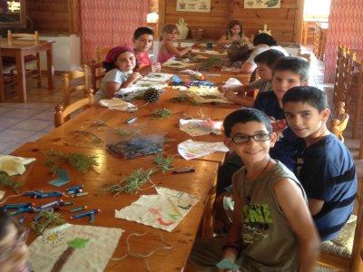 2-week summer camp in Villahermosa del Río