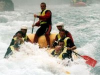 rafting sumergido