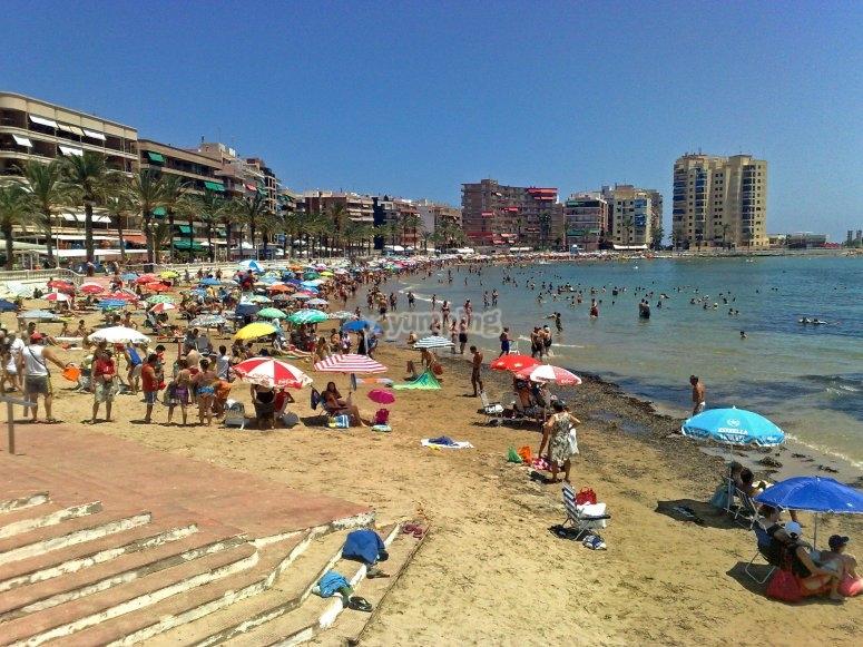 Spiaggia di Torrevieja