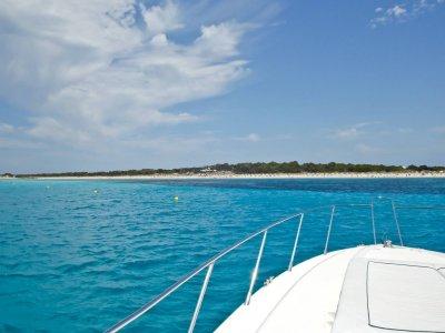 Alquila skipper en Ibiza por días
