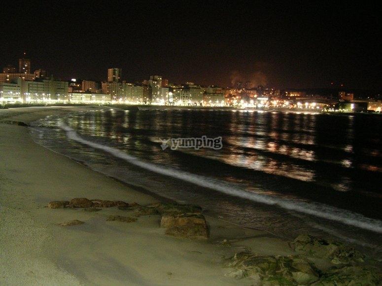 Orzan海滩