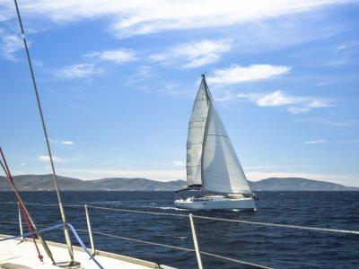 Alquiler Velero desde Estepona a Puerto Banus