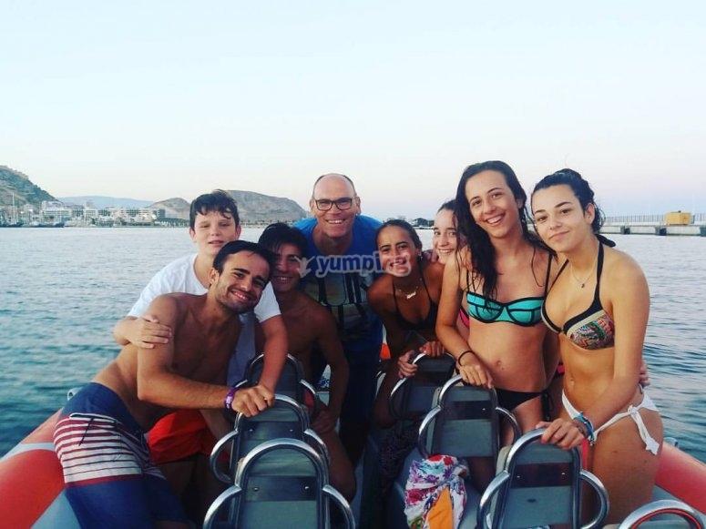 Snorkeling Alicante